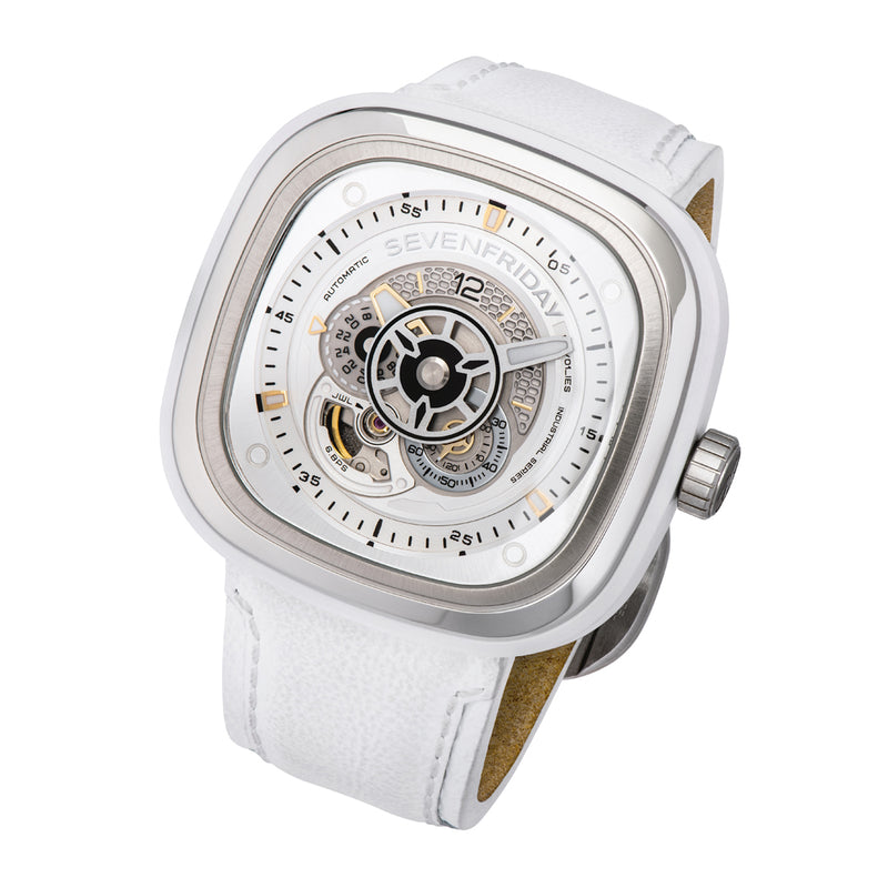 SEVENFRIDAY P1C/01 Alba - Red Army Watches Malaysia