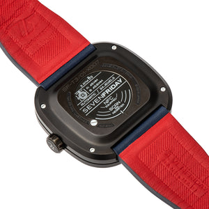 SEVENFRIDAY T3/01 - Red Army Watches Malaysia