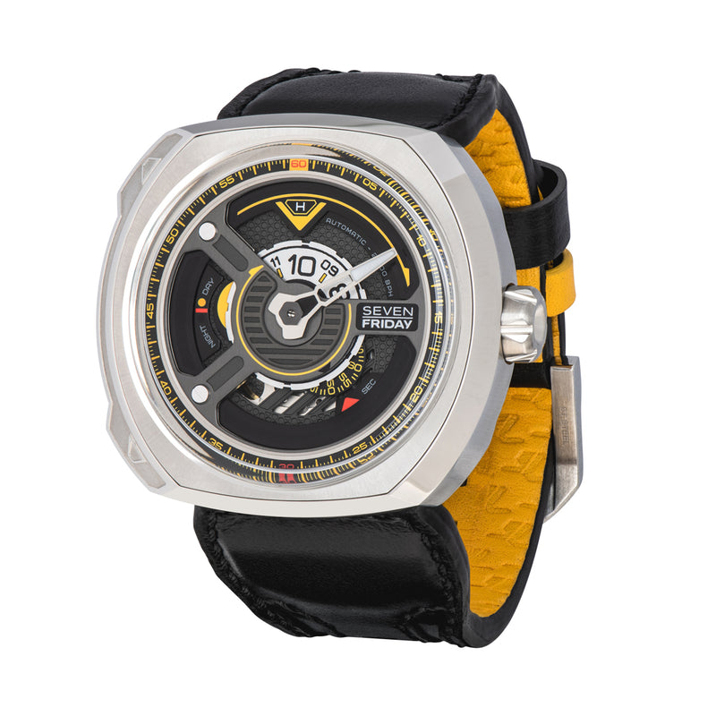 SEVENFRIDAY W1/01 The Blade - Red Army Watches Malaysia