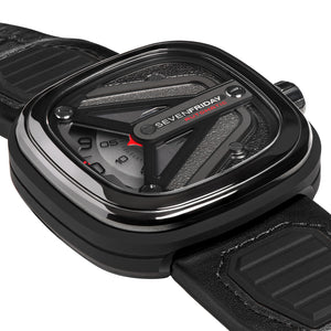 SEVENFRIDAY M3/01 Spaceship - Red Army Watches Malaysia