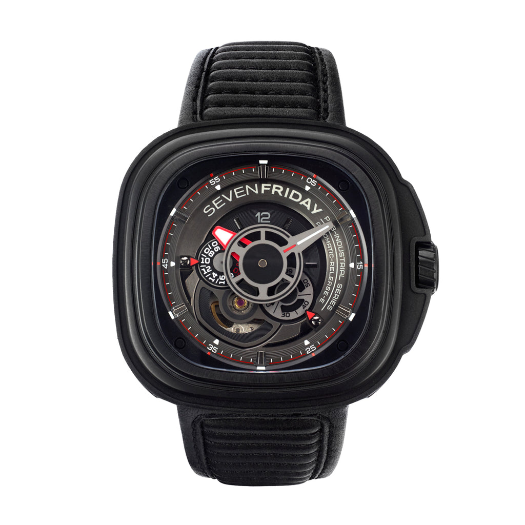 SEVENFRIDAY P3B/01 Racer - Red Army Watches Malaysia