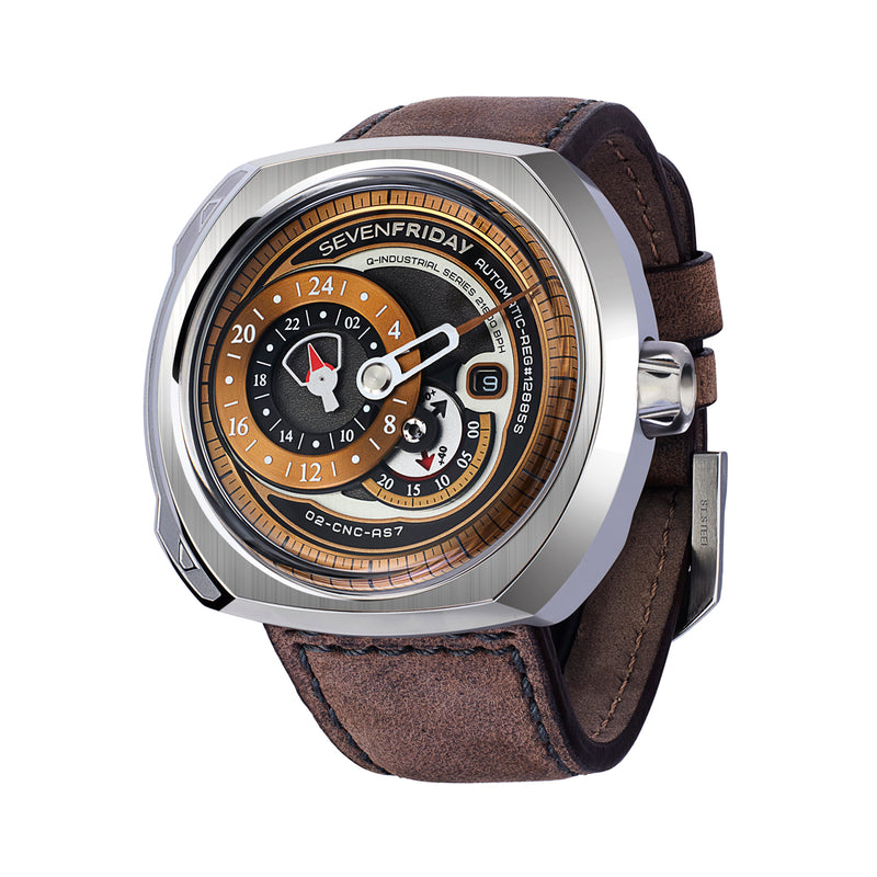 SEVENFRIDAY Q2/01 - Red Army Watches Malaysia