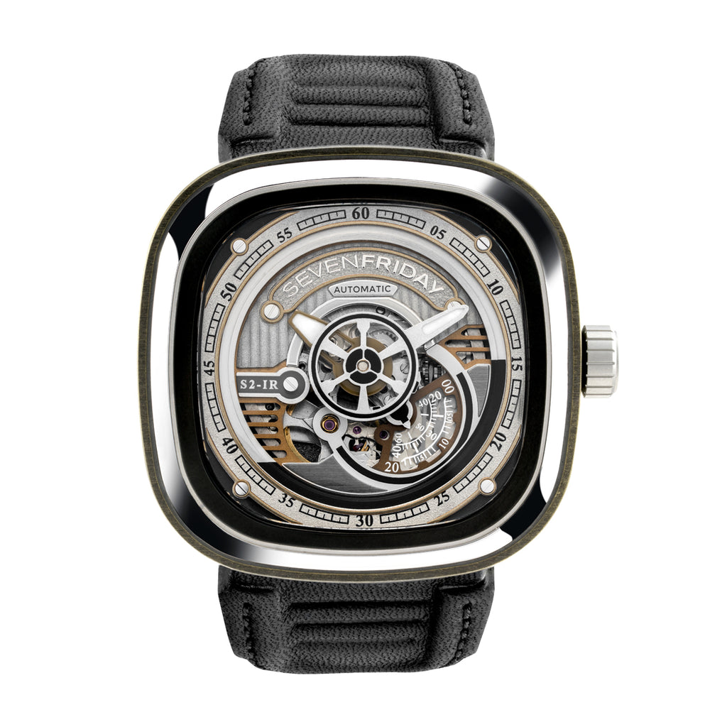 SEVENFRIDAY S2/01 - Red Army Watches Malaysia