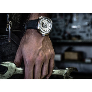 SEVENFRIDAY V1/01 - Red Army Watches Malaysia