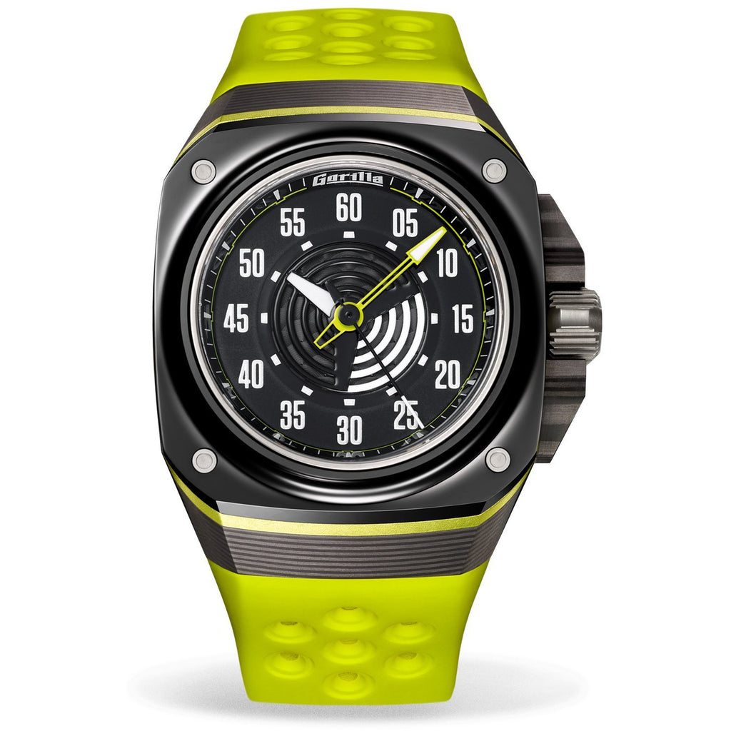 GORILLA FASTBACK ACID GREEN - Red Army Watches Malaysia