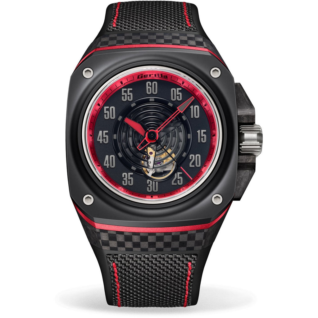 GORILLA FASTBACK GT SPECTRE - Red Army Watches Malaysia