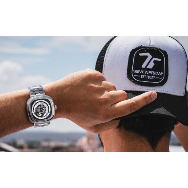 SEVENFRIDAY P1B/01M - Red Army Watches Malaysia