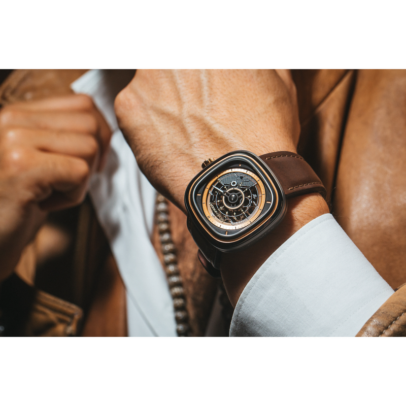 SEVENFRIDAY T2/02 - Red Army Watches Malaysia