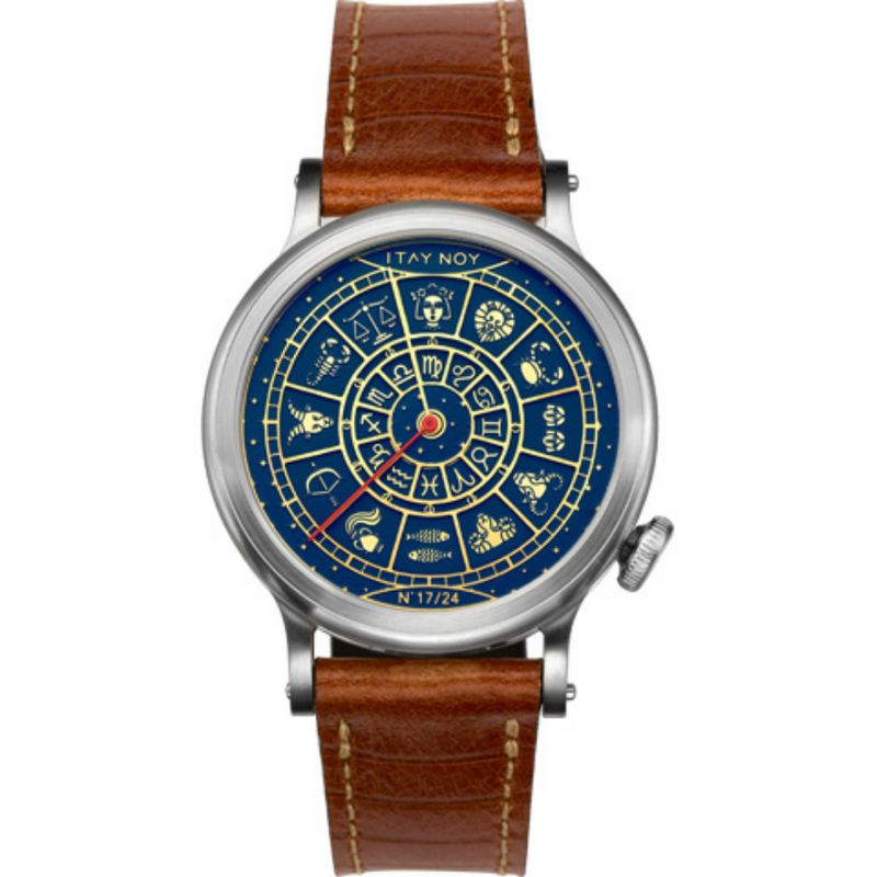 ITAY NOY Celestial Time Western Limited Edition - Red Army Watches Malaysia