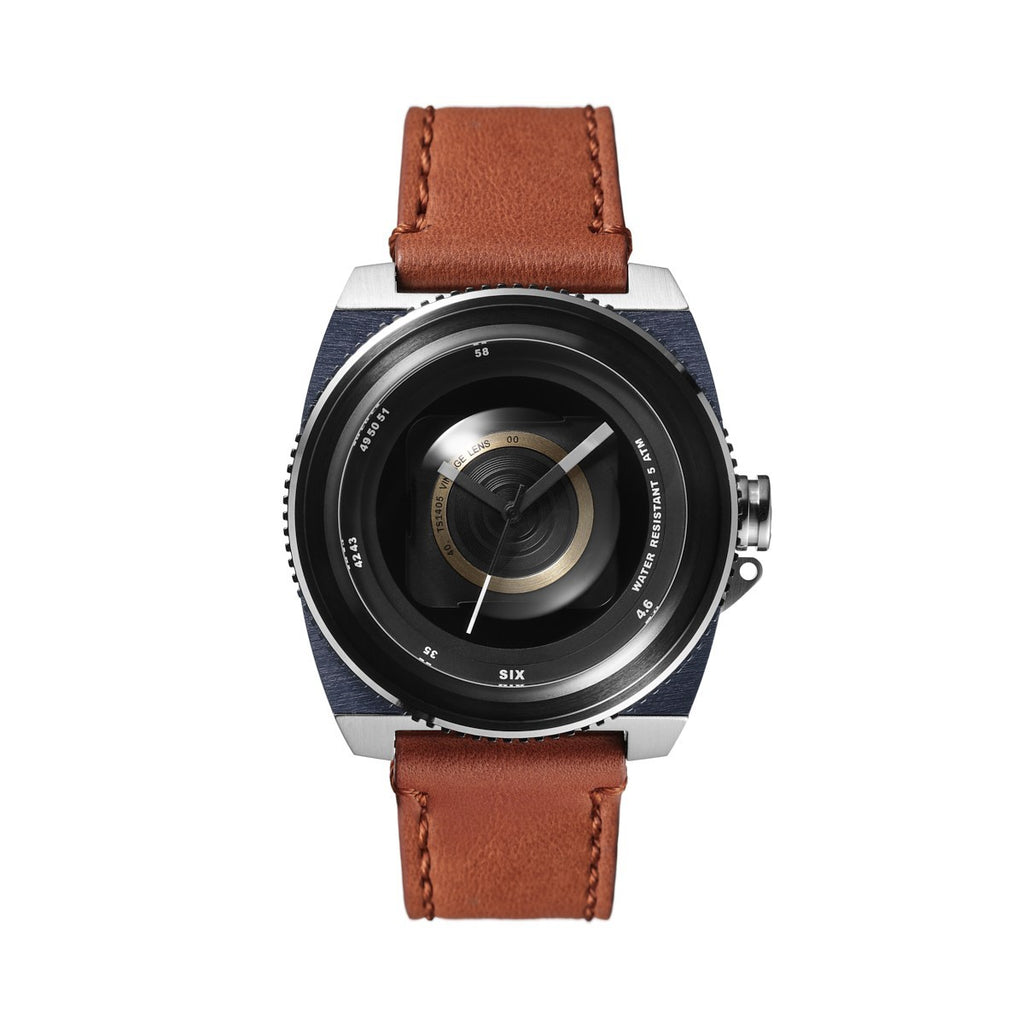 TACS Vintage Lens (Classic Brown) - Red Army Watches Malaysia
