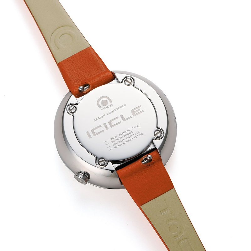 TACS Icicle (Refreshing Orange) - Red Army Watches Malaysia