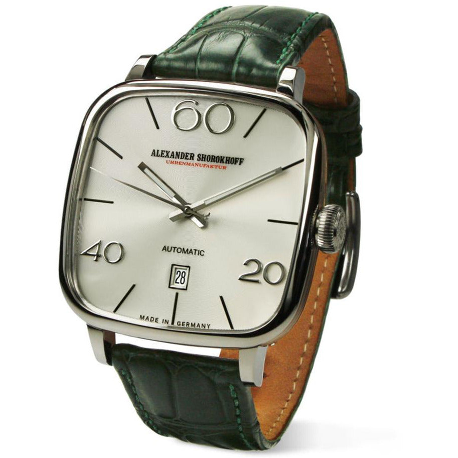 ALEXANDER SHOROKHOFF Kandy Silver - Red Army Watches Malaysia