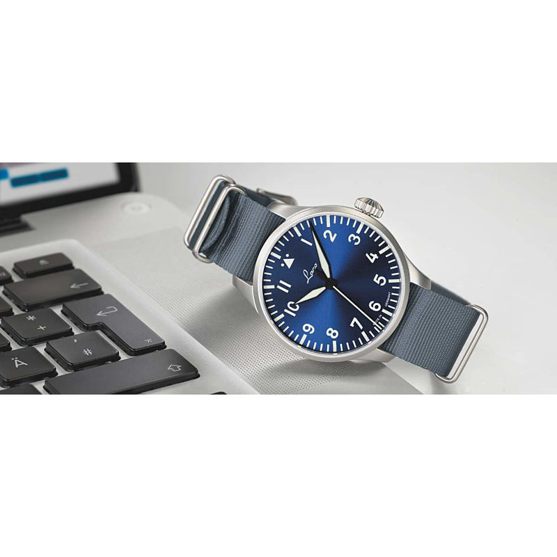 LACO Augsburg Blaue 42 - Red Army Watches Malaysia