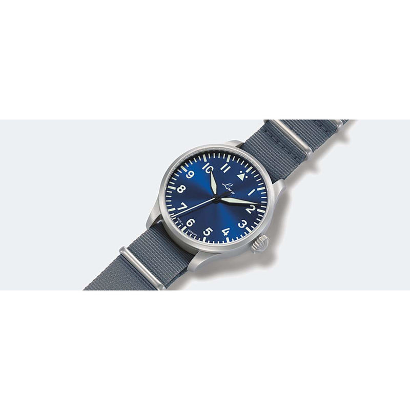 LACO Aachen Blaue 42 - Red Army Watches Malaysia