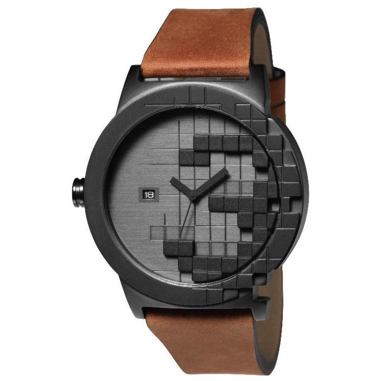 TACS Pixel Dark Camel - Red Army Watches Malaysia