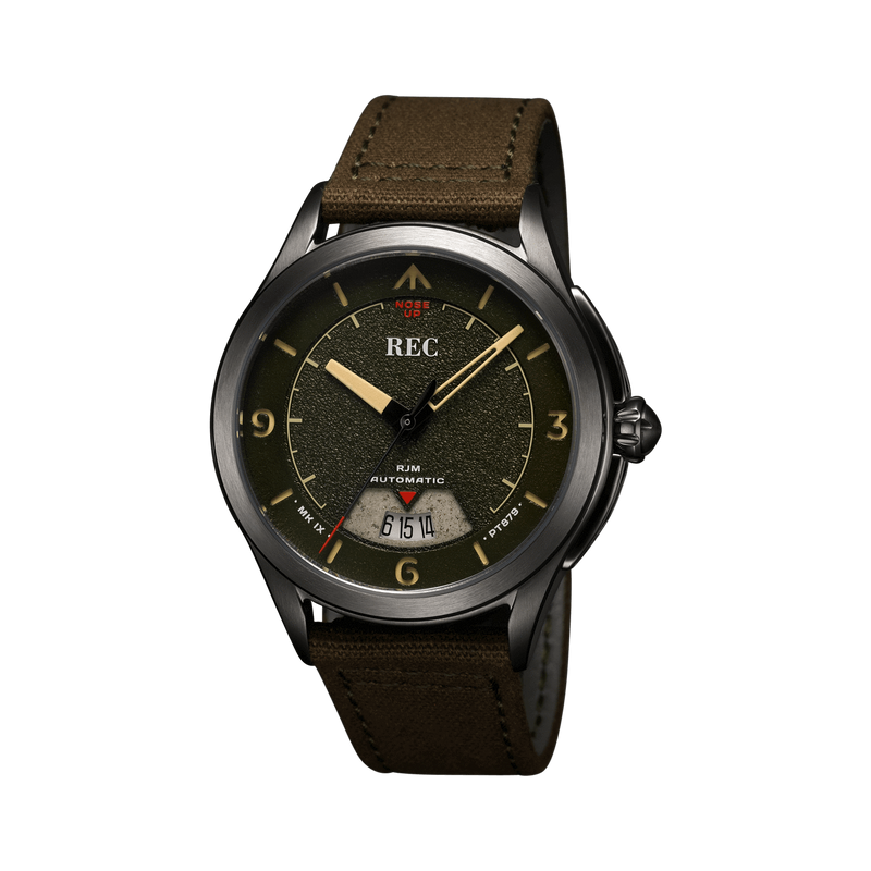 REC RJM 03 - Red Army Watches Malaysia