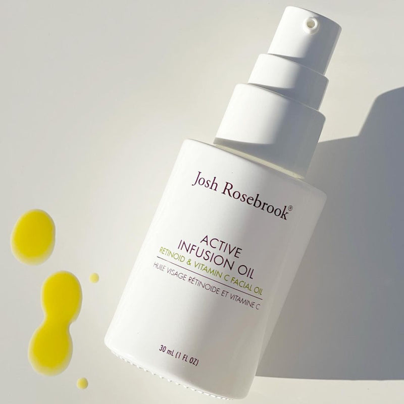 Discover the Josh Rosebrook Active Infusion Oil