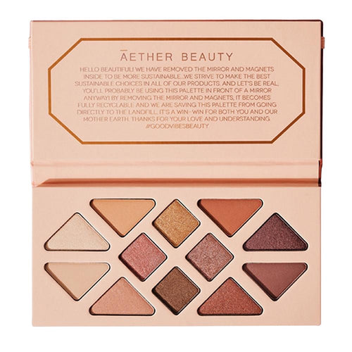 Aether Beauty Summer Solstice Eyeshadow Palette