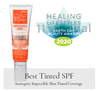 Suntegrity Impeccable Skin CC Cream with SPF award winning natural tinted SPF