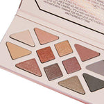 Aether Beauty Rose Quartz Crystal Gemstone Palette - Maruko Beauty [product type]