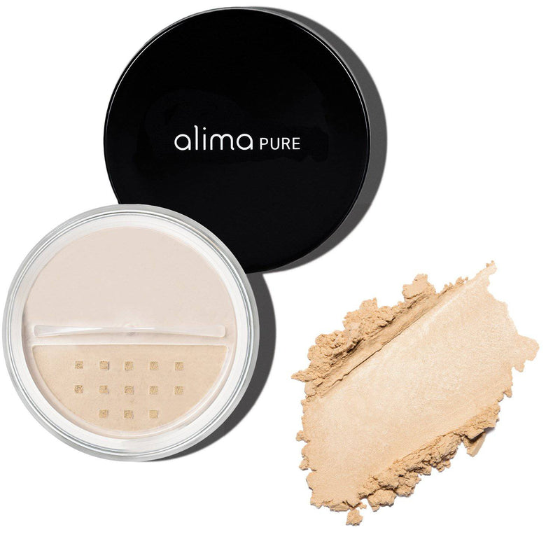 Alima Pure Satin Finishing Powder - Maruko Beauty [product type]