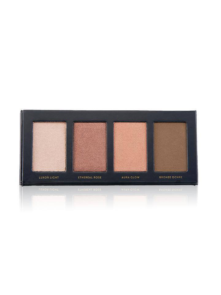 Eye of Horus Love and Light Illuminating Palette - Maruko Beauty [product type]