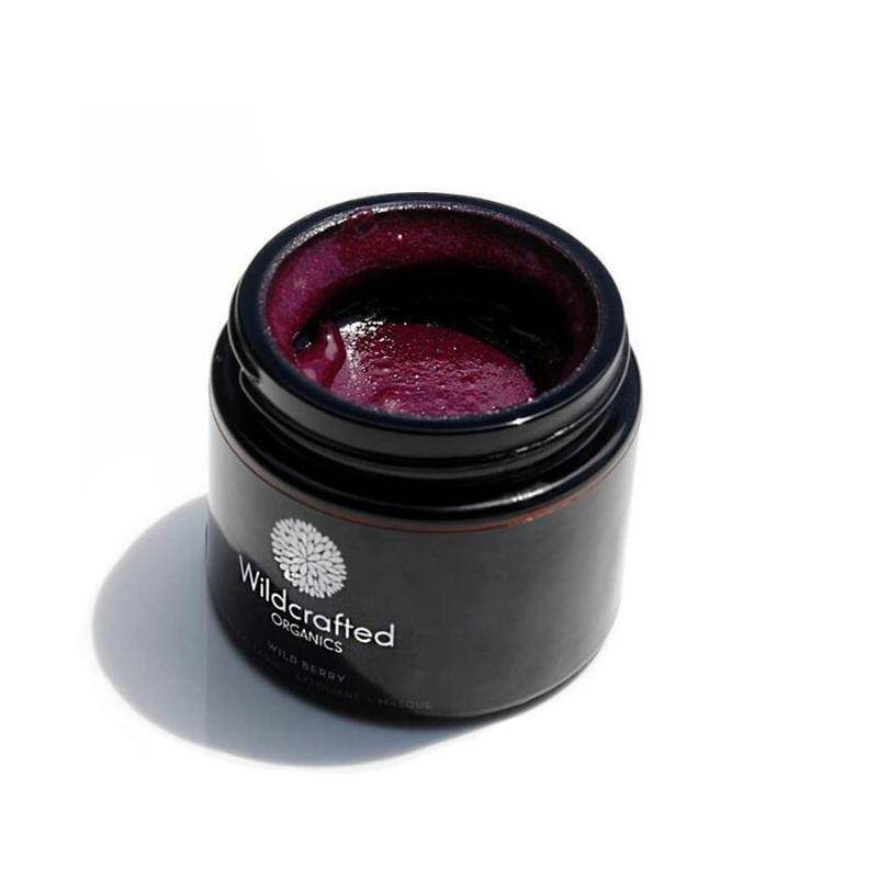 Wildcrafted Organics Wild Berry Honey Mask - Maruko Beauty [product type]