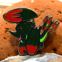 Load image into Gallery viewer, Monstie Brachydios Hard Enamel Pin Limited Edition