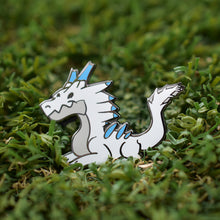 Load image into Gallery viewer, Monstie Lagiacrus Enamel Pin Limited Edition