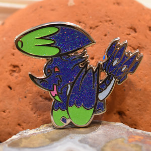 Monstie Brachydios Hard Enamel Pin Limited Edition