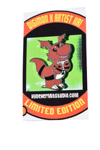Load image into Gallery viewer, Guilmon Hard Enamel Pin Limited Edition 200
