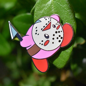 Jason Kirby Enamel Pin Limited Edition 150