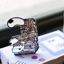 Load image into Gallery viewer, Missingno. Monster Enamel Pin Limited Edition 125