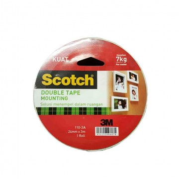 3M Double Mounting Tape 24mm