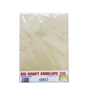 Kiky Amplop Coklat F4 310 (Tropical Glue)