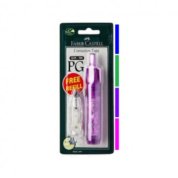 Faber Correction Tape QJR-506 + Refill