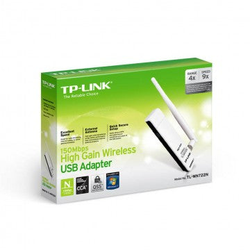 TP-Link USB Adapter WIFI TL-WN722N