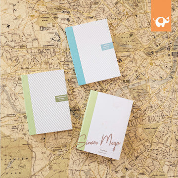 Theme plan inner Notebook A6