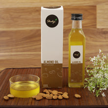 Load image into Gallery viewer, Shahji Premium Cold Pressed Almond Oil