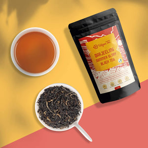 Udyan Tea - Darjeeling Summer Glory Black Tea - (100G)
