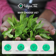 Load image into Gallery viewer, Udyan Tea - Himalayan Oolong Tea  - (100G)