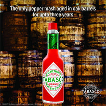 Load image into Gallery viewer, Tabasco Brand Pepper Sauce - (60ML)