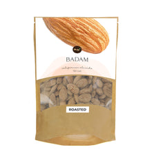 Load image into Gallery viewer, Shahji Premium Roasted Almonds - (500G)