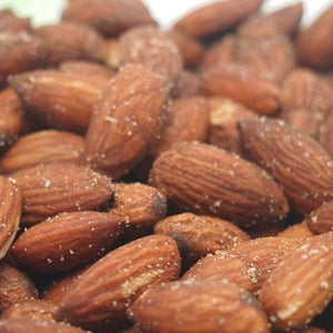 Tong Garden Salted Almonds Can - (140G)