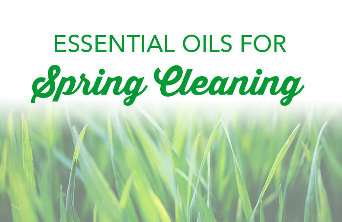 Essential Oils for Spring Cleaning