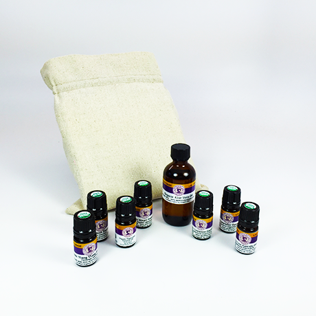 Essential Oil First Aid Travel Kit