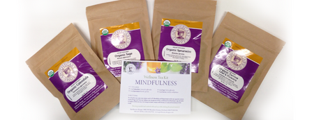 Mindfulness Organic Tea Kit