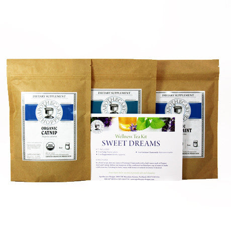 Sweet Dreams Wellness Organic Tea Kit