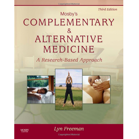 Mosby's Complementary & Alternative Medicine 3rd Edition
