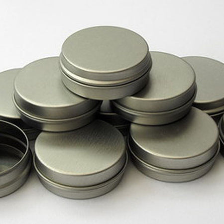 Lip Gloss Tins 1/2 oz